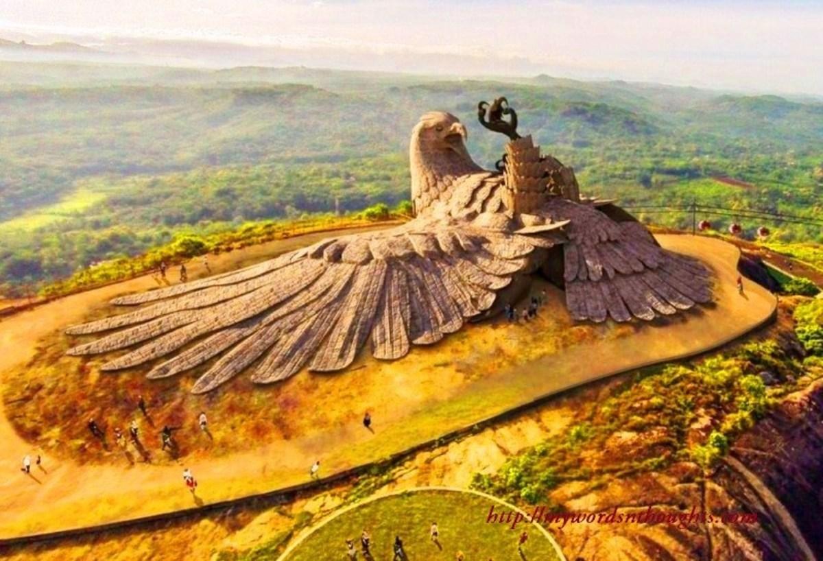 Jatayu Nature Park Kerala- A Perfect Blend of Mythology and Modern Tourism