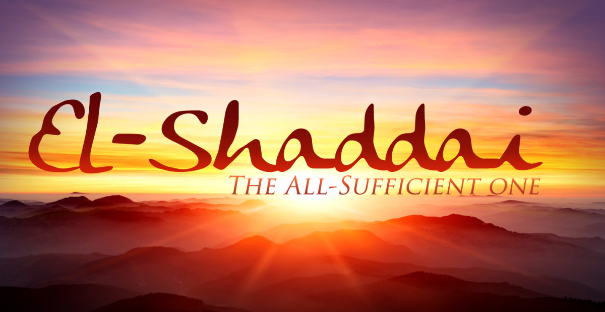 El Shaddai: The All-Powerful and All-Sufficient God