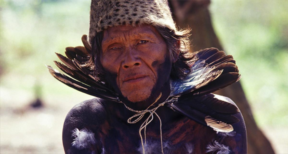 Totobiegosode Tribe Member