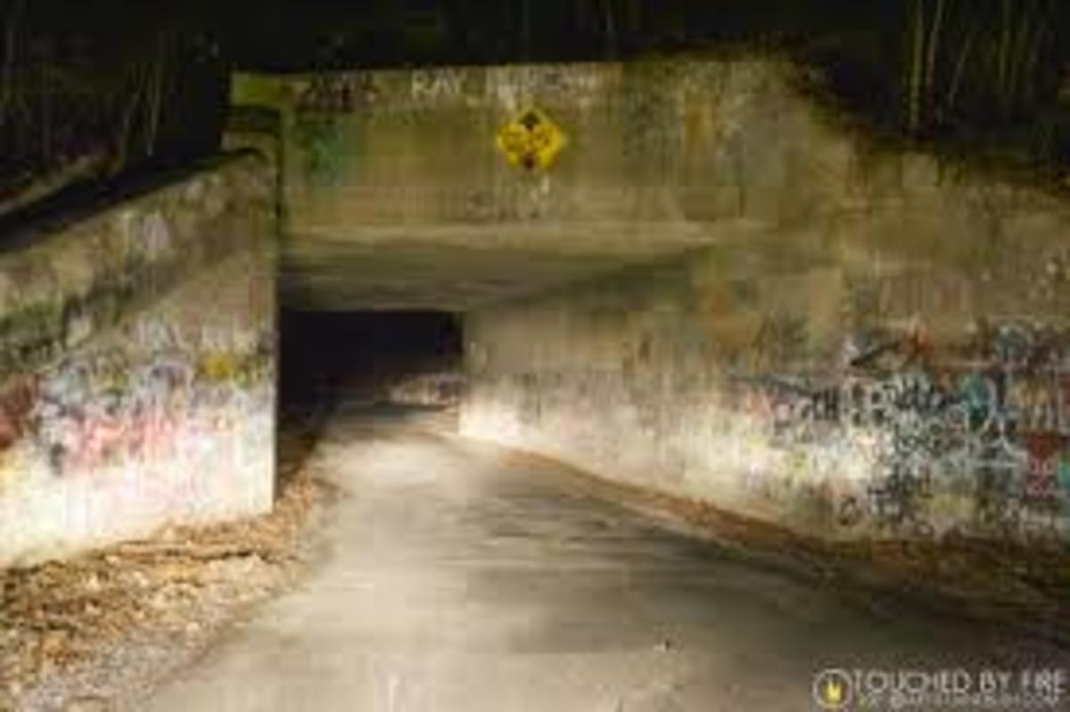 Entrances to Hell on Earth - Secret Places, Where Are They?