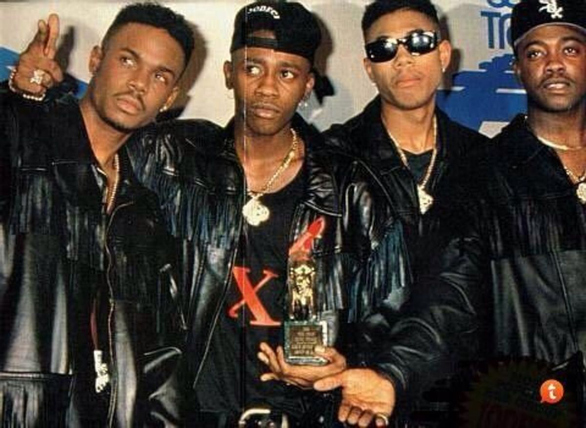 The EnterPAINment Industry:Jodeci
