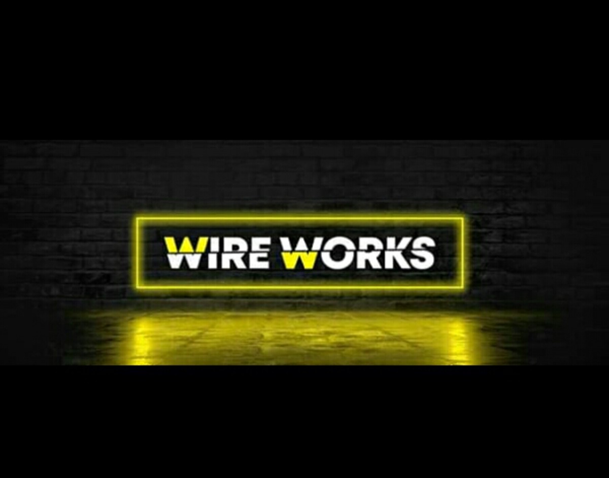 Credits to Wireworks for their logo.