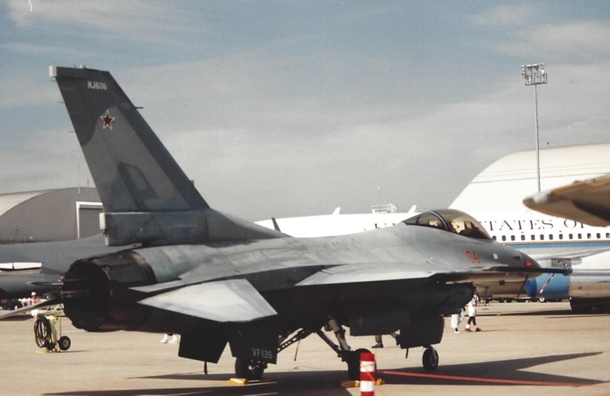 Agressor F-16N