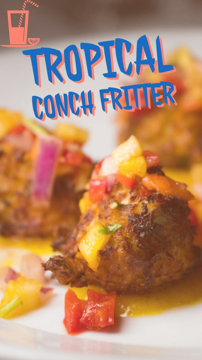 Island Conch Fritter Made Easy at Home