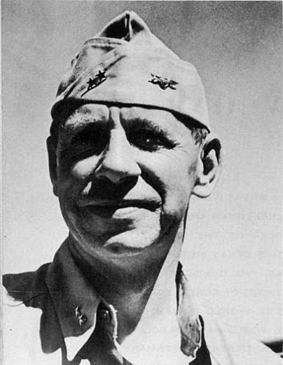 Frederick C. Sherman in the rank of Rear Admiral, U.S. Navy  http://cannon-lexington.com/TarawaPhoto/Admirals/Sherman.jpg