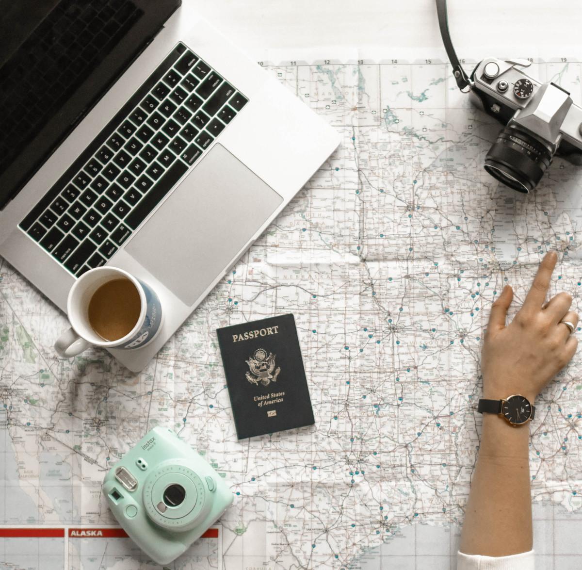 Passport Photo Makeup Tips