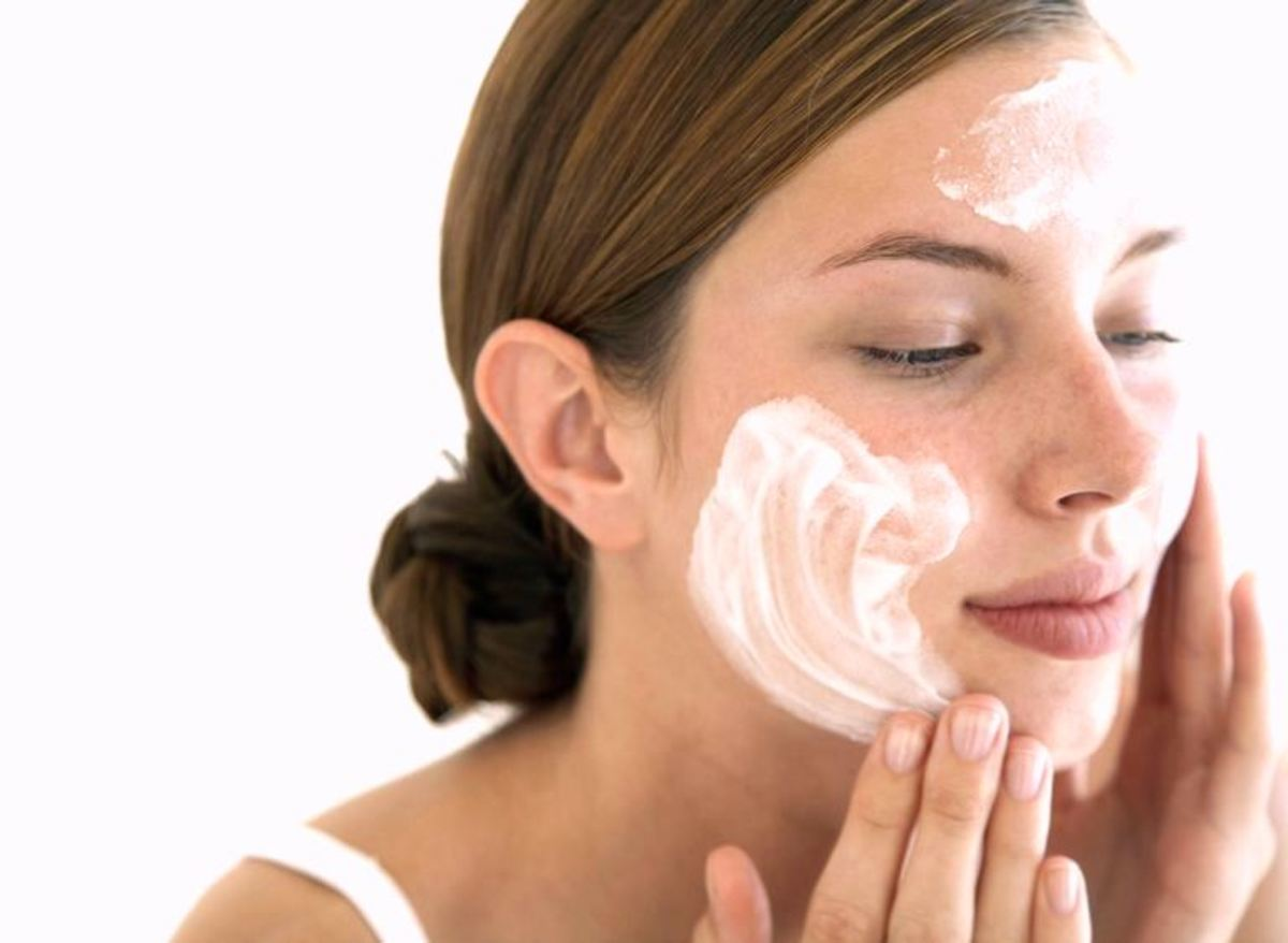 Start Your Natural Makeup Look with Freshly Exfoliated Skin