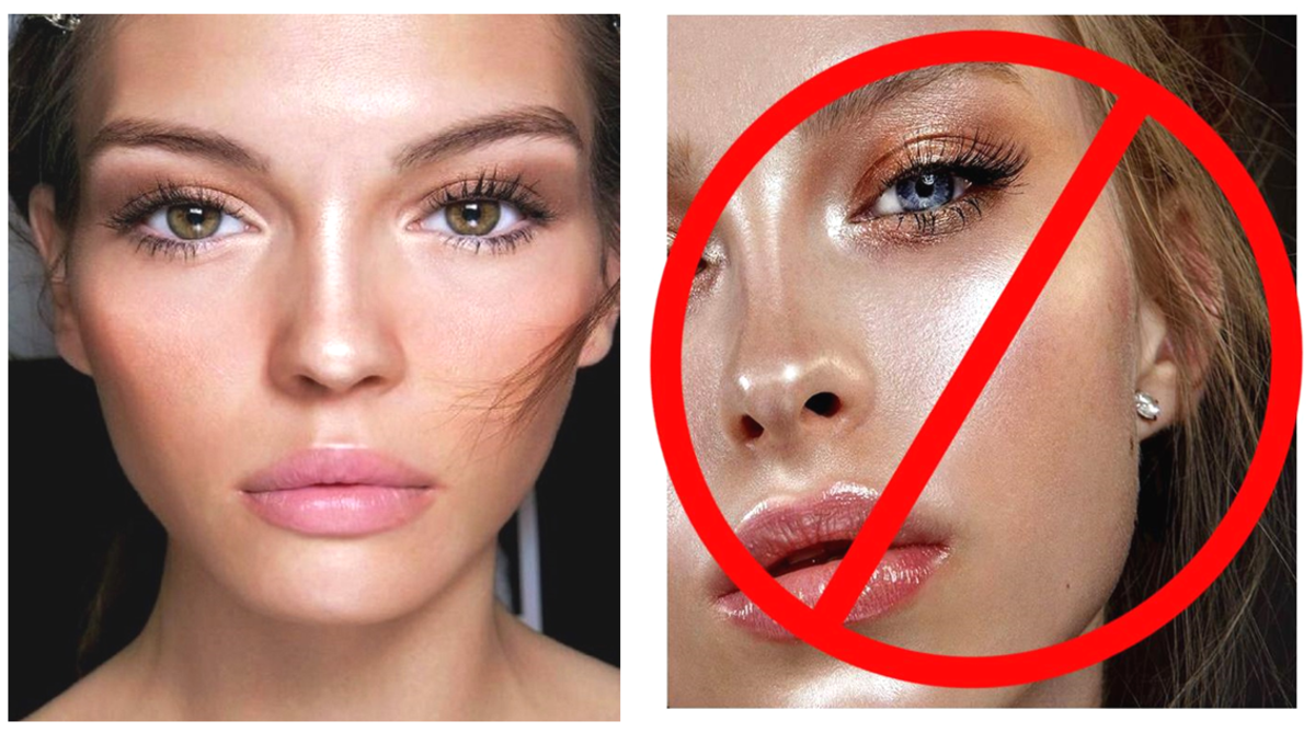 How to do a Yoga Makeup Look Without Looking Oily