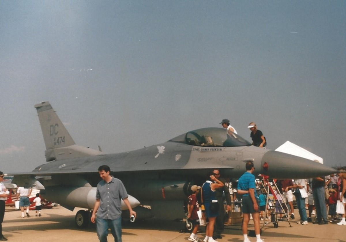 An F-16