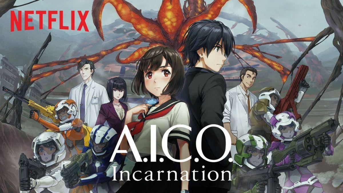 Anime Review: A.i.c.o. -Incarnation- (2018)