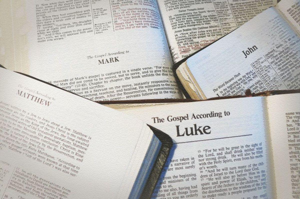 comparison-of-the-gospels-of-matthew-mark-luke-and-john