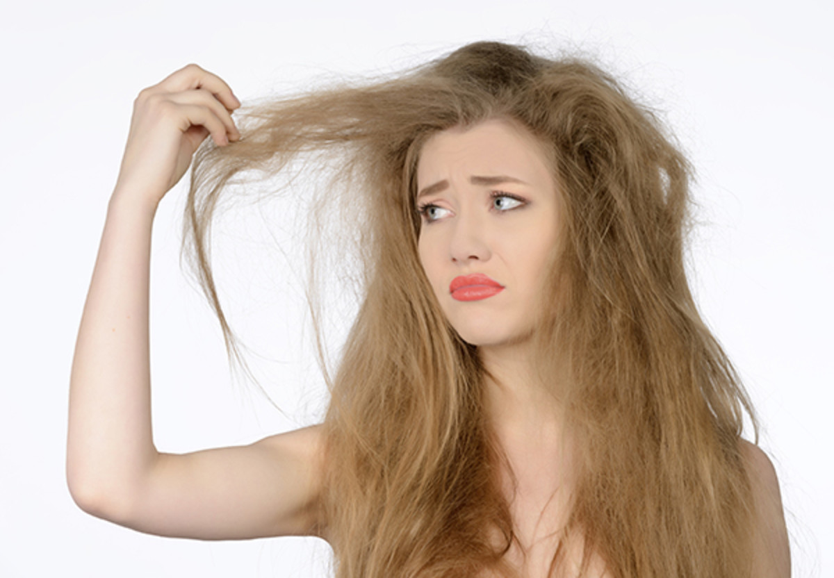 How to Repair Your Damaged Hair at Home