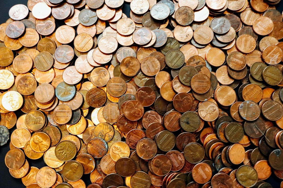 Financial and Health Benefits of Saving Pennies