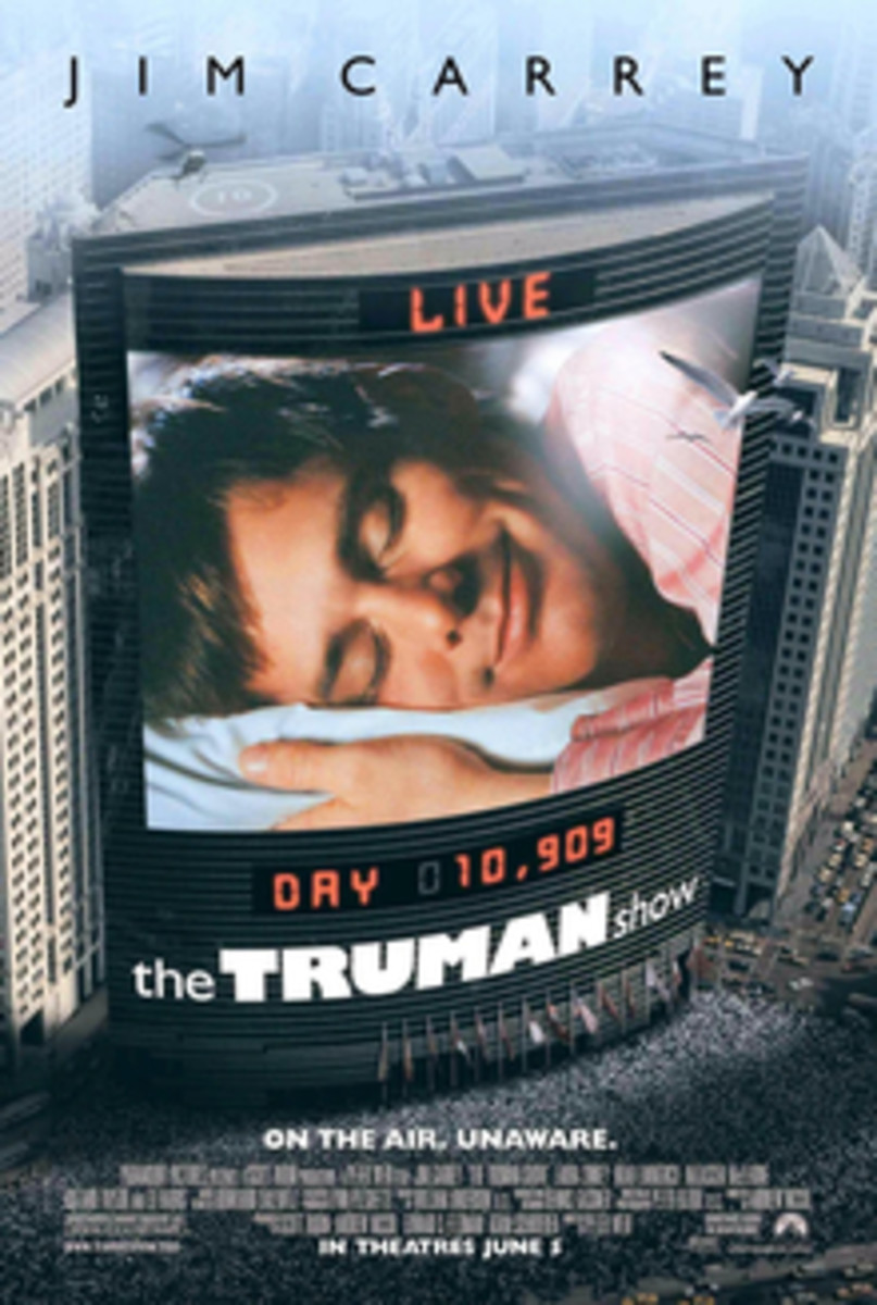 The Truman Show Theatrical Release Poster