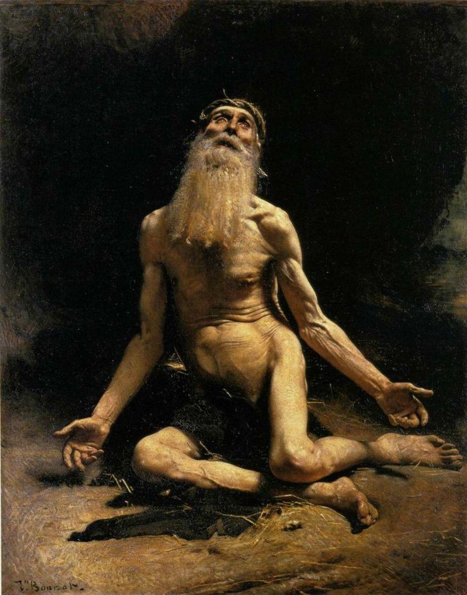 Depiction of Job