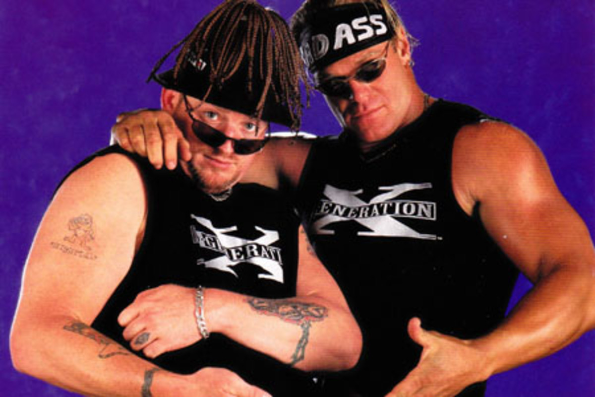 How The New Age Outlaws Became WWE Hall Of Famers