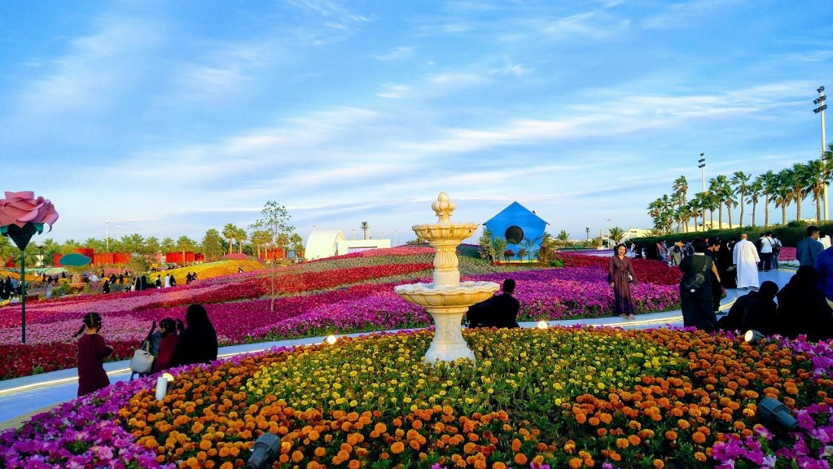 Yanbu Flowers Festival 2019: A Visual Feast