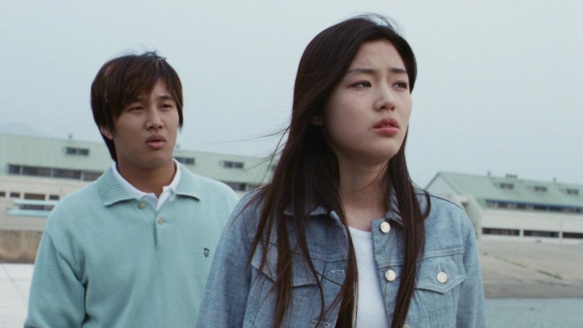 My Sassy Girl | Top 10 Korean Romantic Movies of All Time