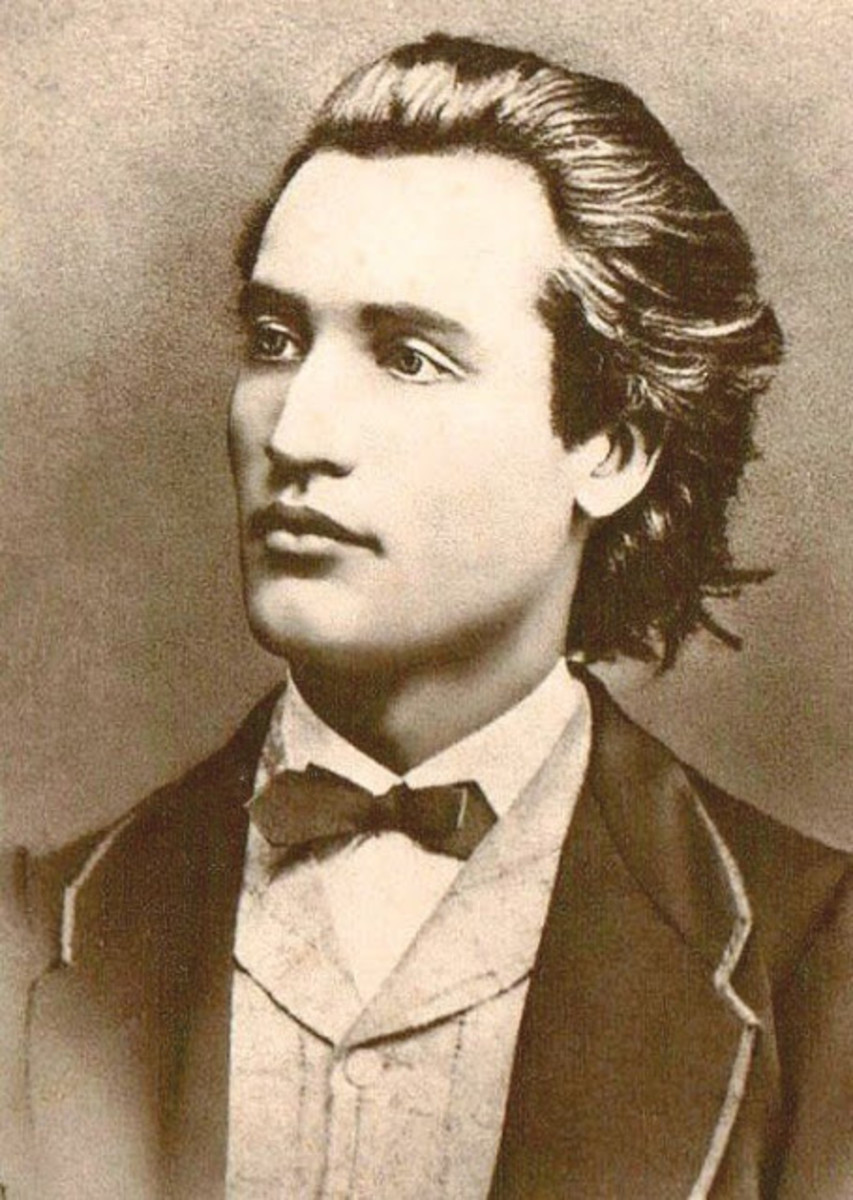 The Life and Legacy of Romanian Poet Mihai Eminescu