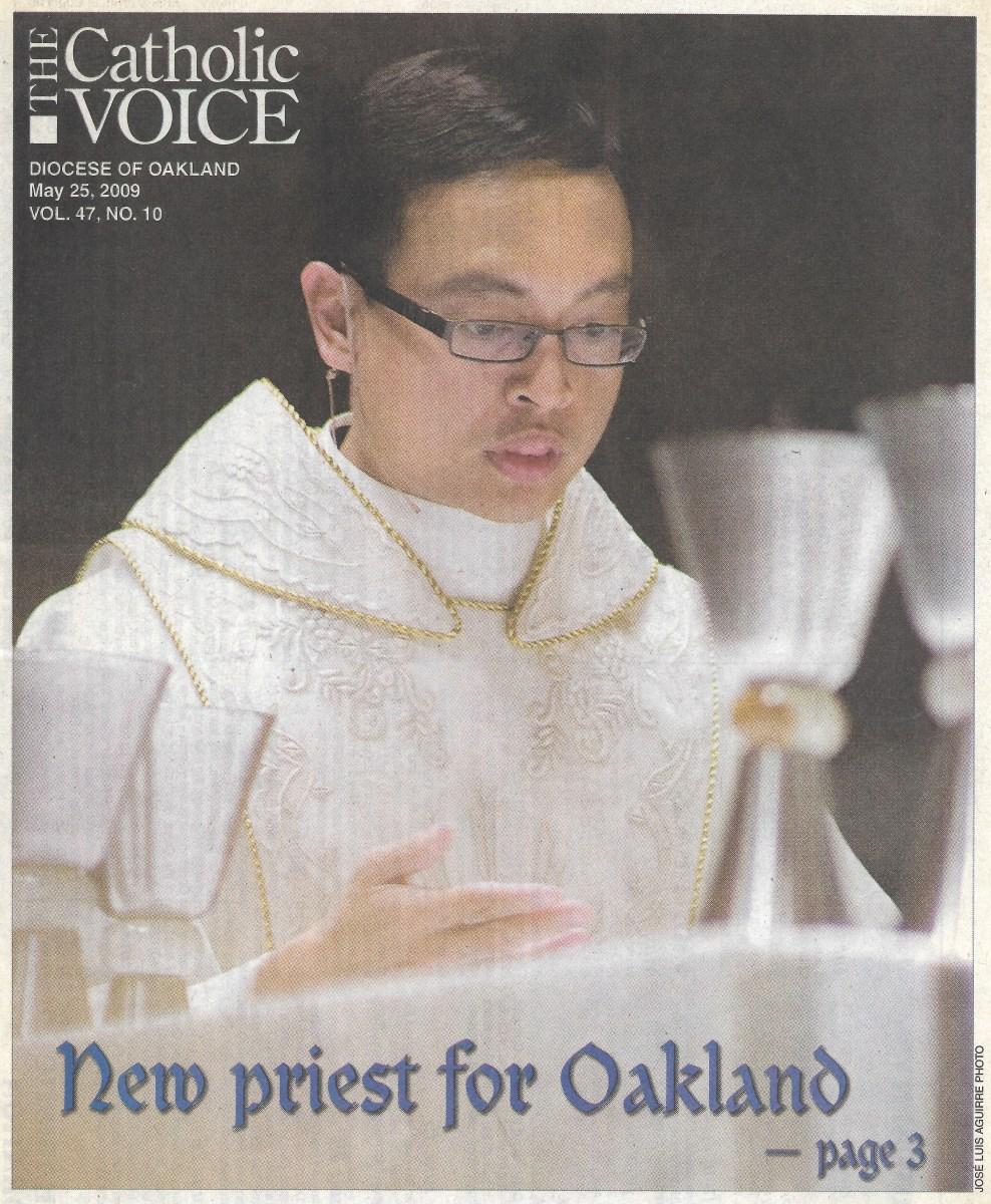 Celebrating 10 Years of Priesthood