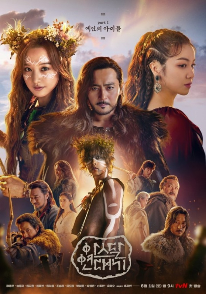 'Arthdal Chronicles' episodes are released weekly on Saturdays and Sundays on Netflix