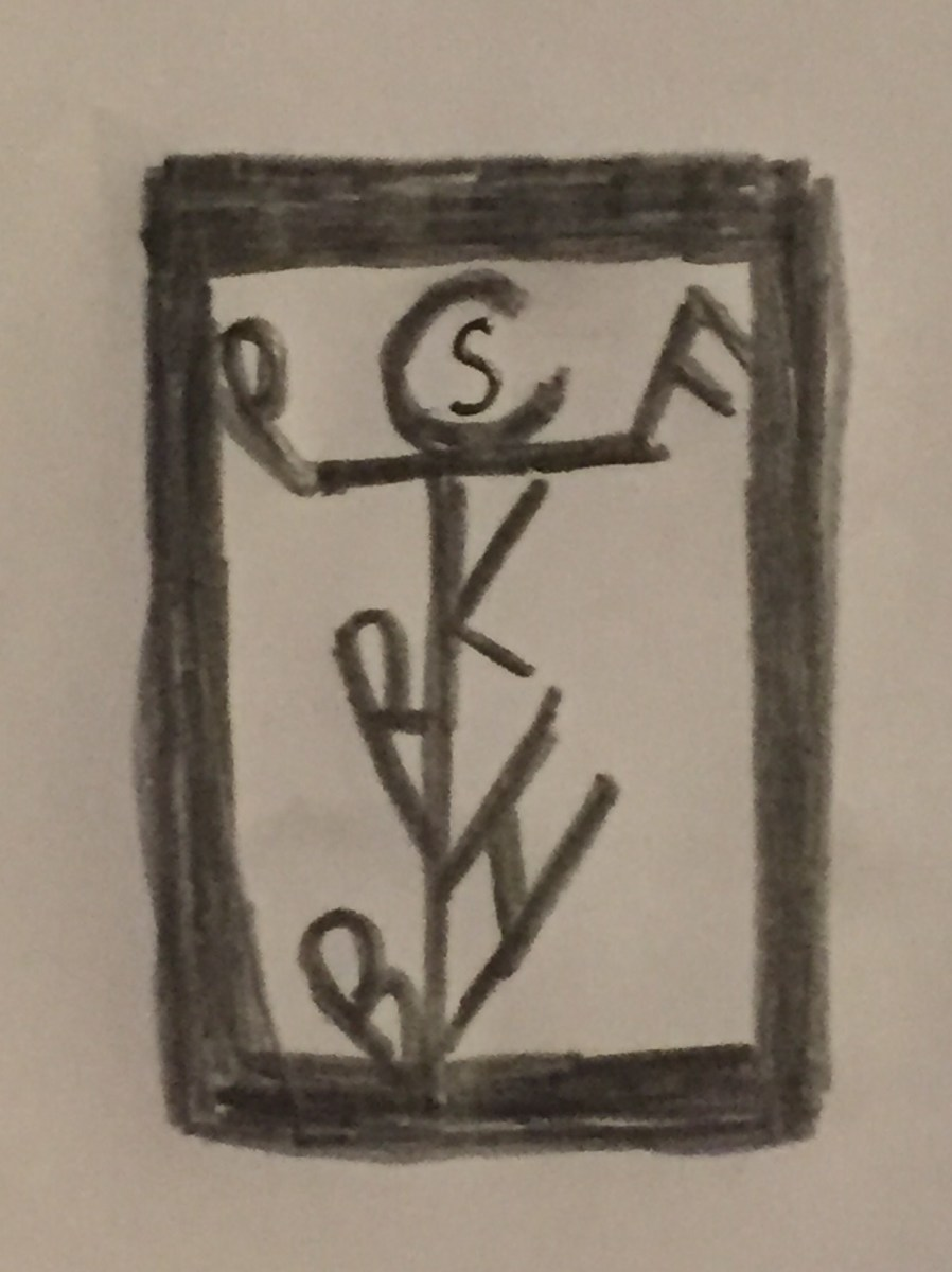 This is the same Sigil I used in the article where we created it together.