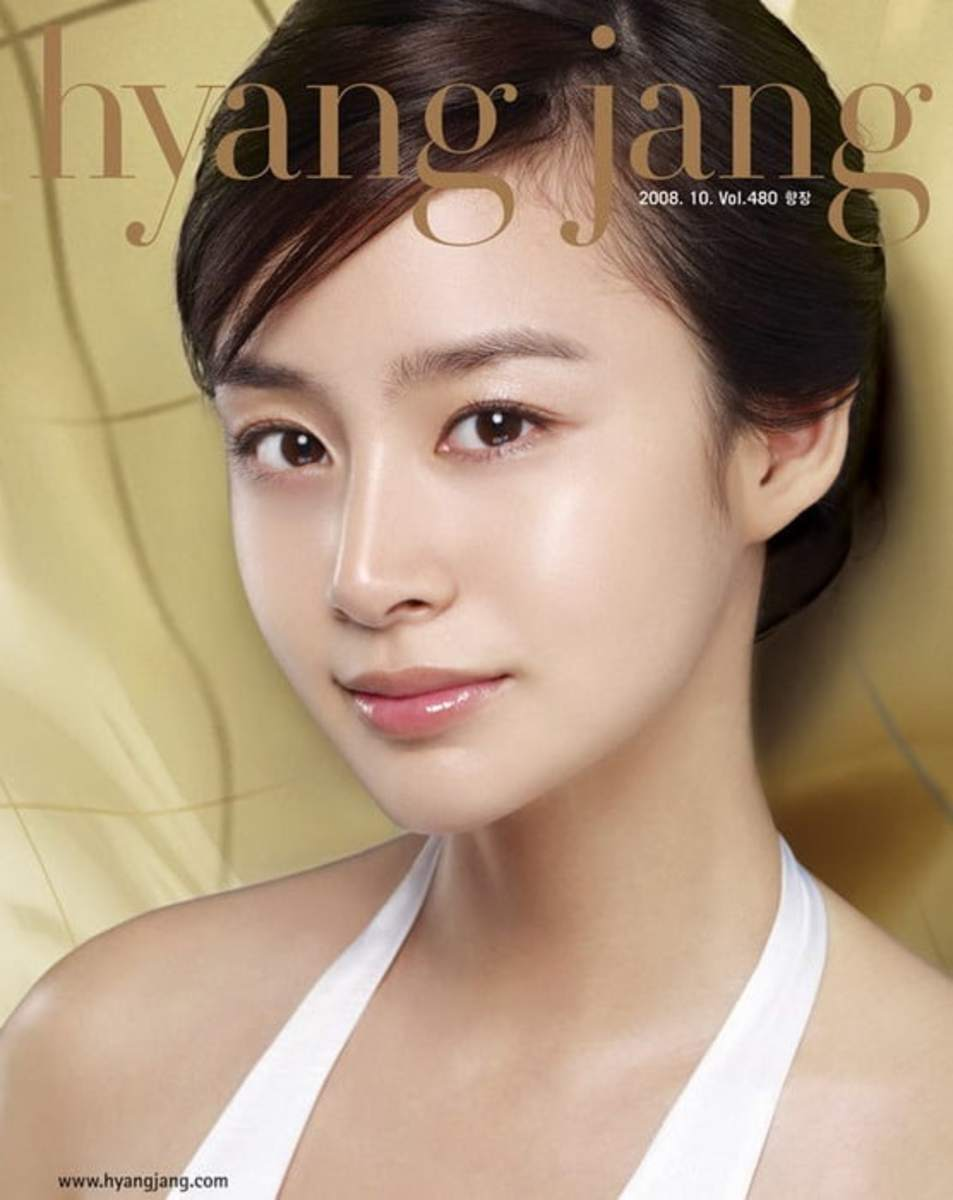 Kim Tae Hee Beautiful Korean Actress