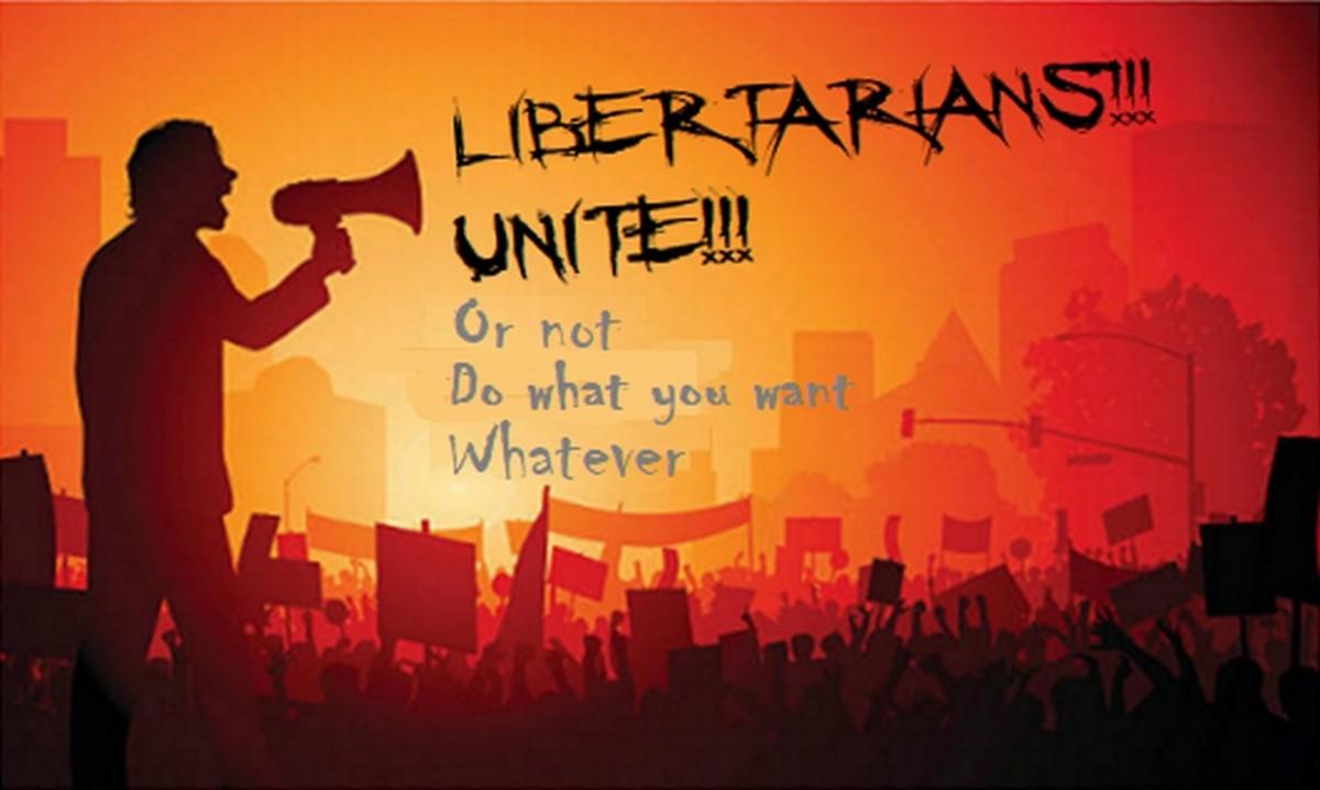 Who Says Libertarians Don't Have a Sense of Humor?