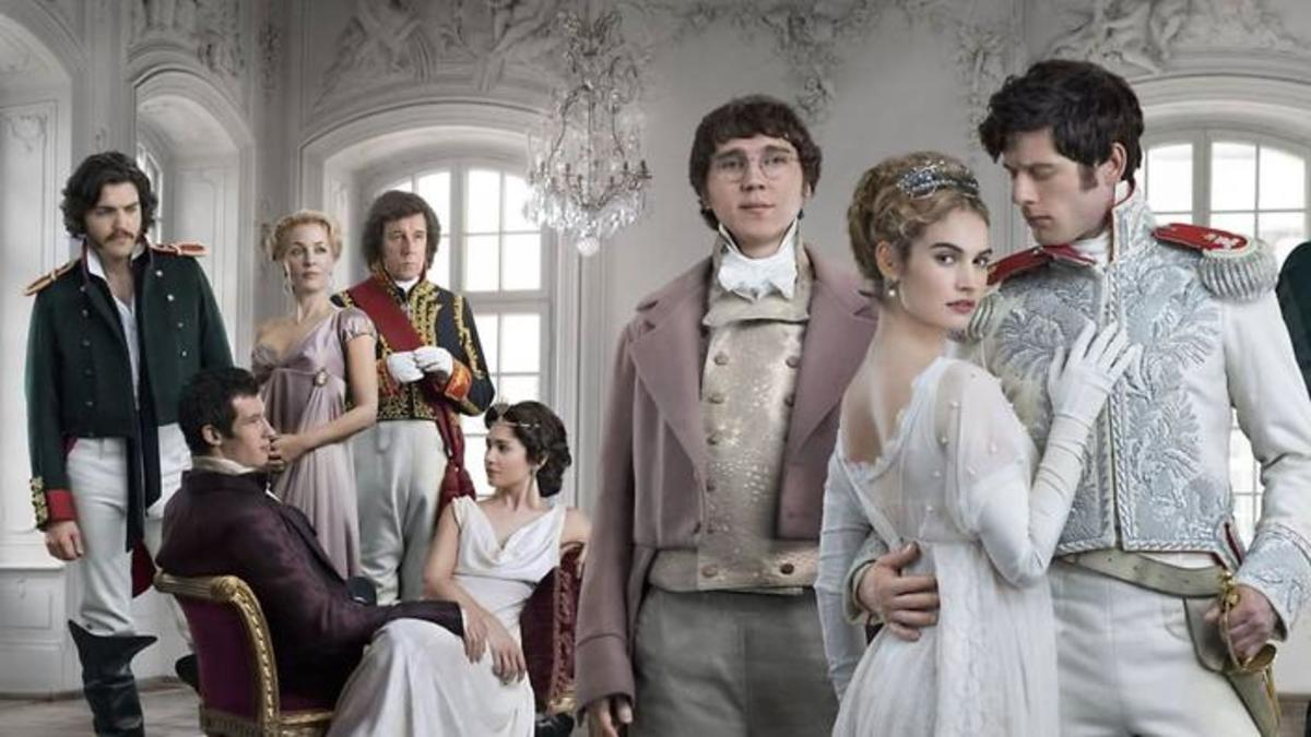 A Television adaptation of the novel War and Peace, released in 2016.
