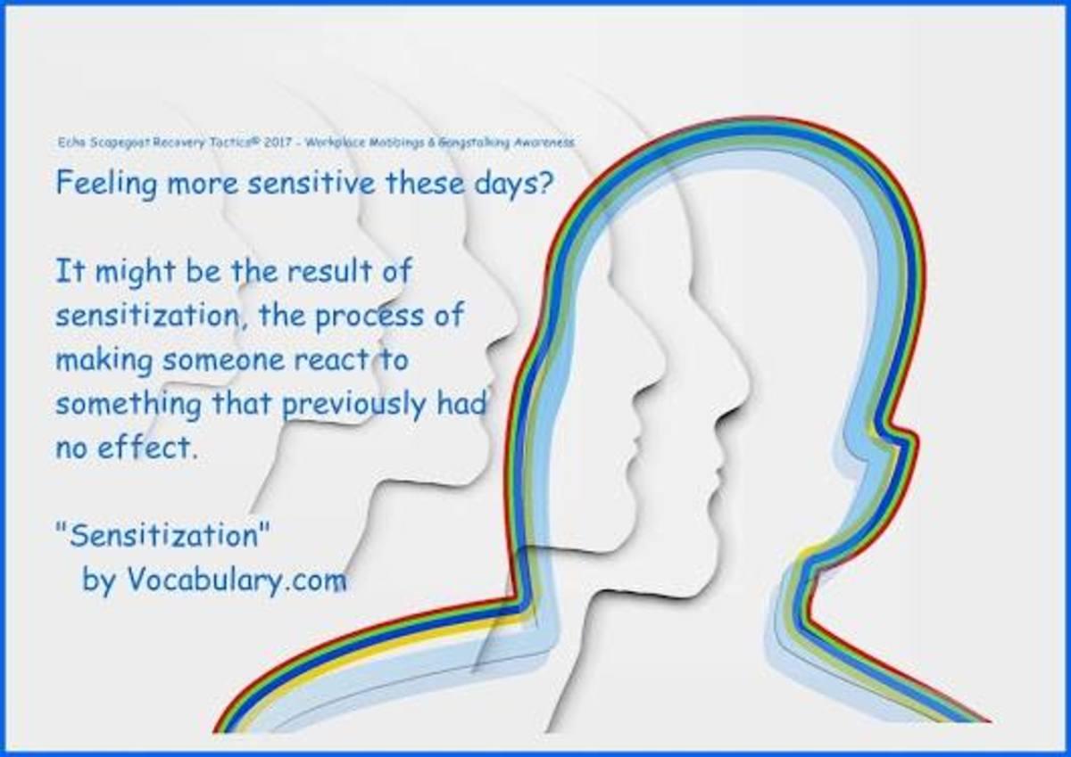 Sensitization Definition