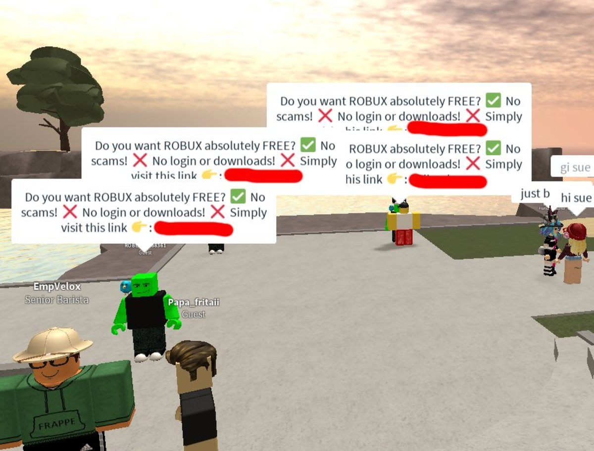 Why You Should Avoid Free Robux Scams | HubPages
