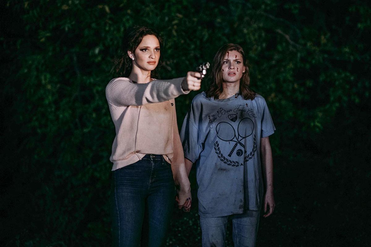 Ruby's got a gun.