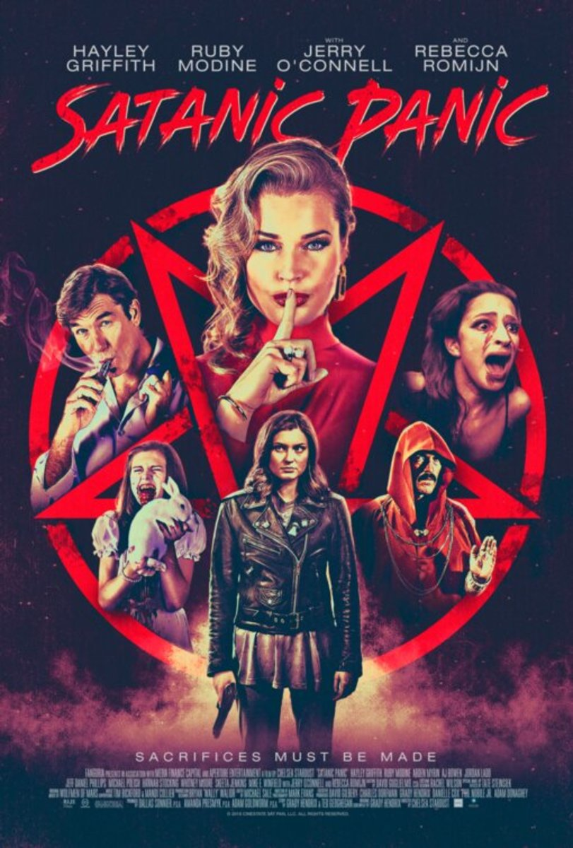Satanic Panic (2019) Movie Review