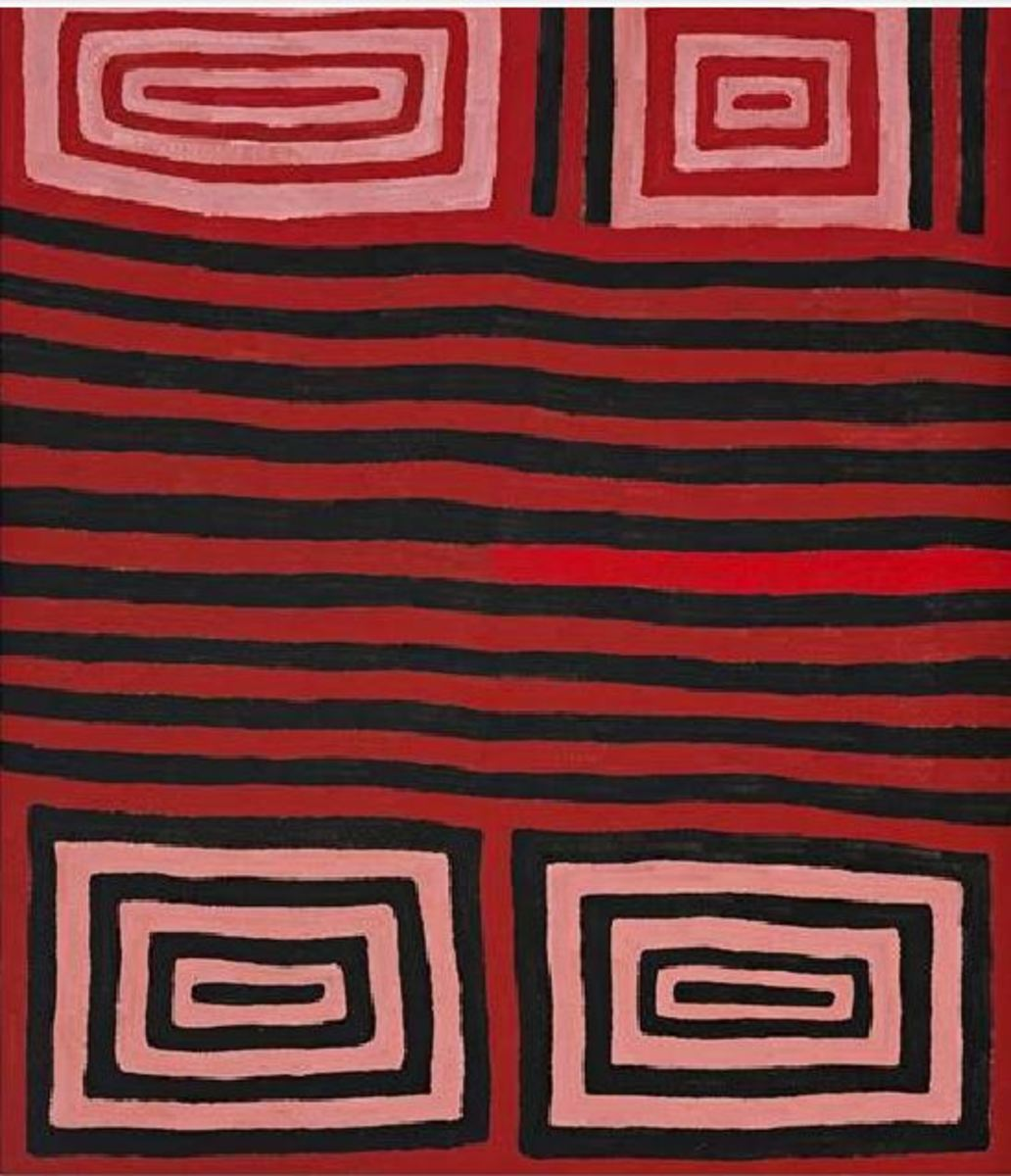 Closer Look at the Menil Collection's Mapa Wiya (Your Map's Not Needed): Australian Aboriginal Art from Fondation Opale