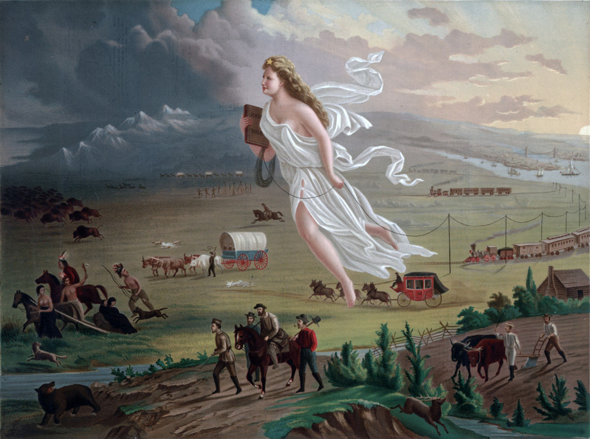 The Myth of the West: Reality, Fiction, and an American National Mythology
