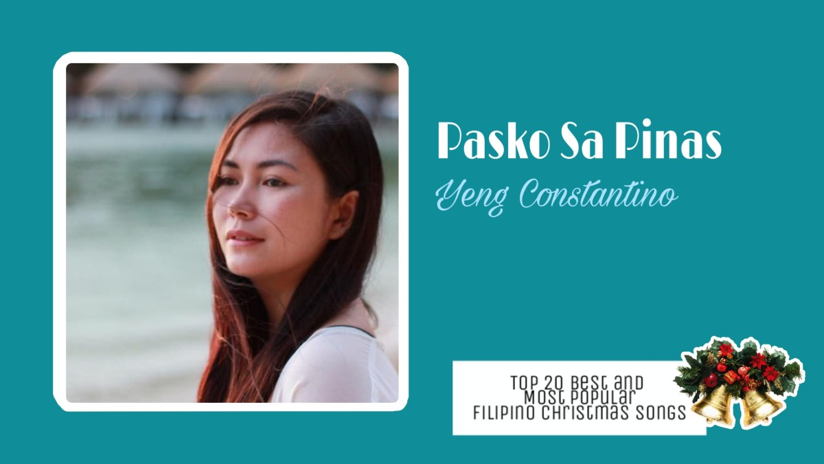 Pasko sa Pinas by Yeng Constantino   Filipino Christmas Songs