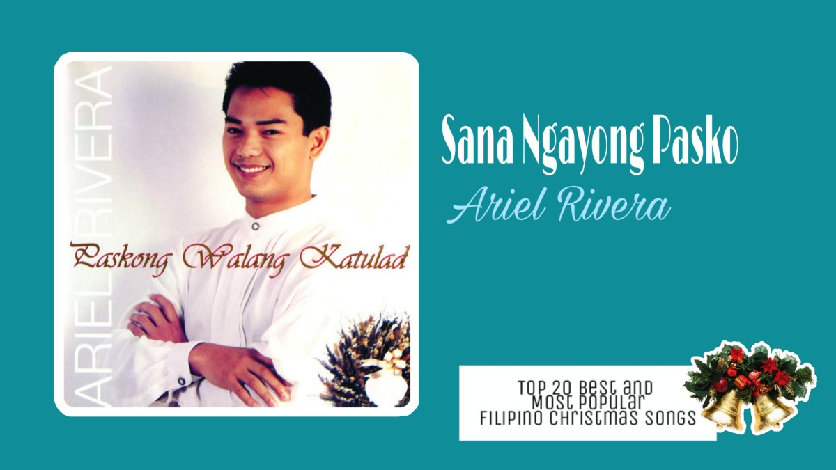Sana Ngayong Pasko by Ariel Rivera   Filipino Christmas Songs