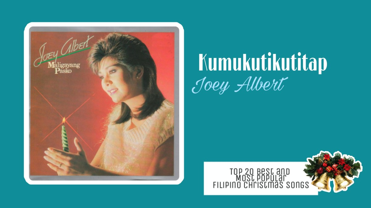 Kumukutikutitap by Joey Albert   Filipino Christmas Songs