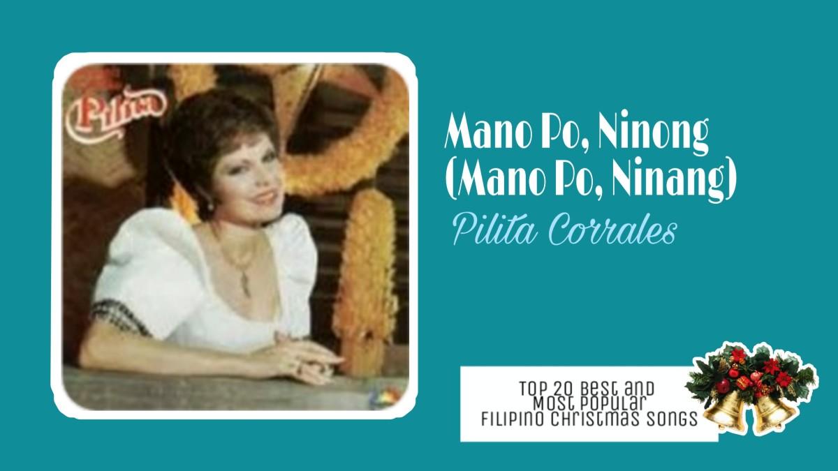 Mano po, Ninong (Mano po, Ninang) by Pilita Corrales   Filipino Christmas Songs