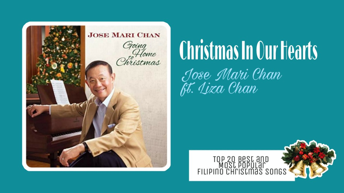 Christmas In Our Hearts by Jose Mari Chan | Filipino Christmas Songs