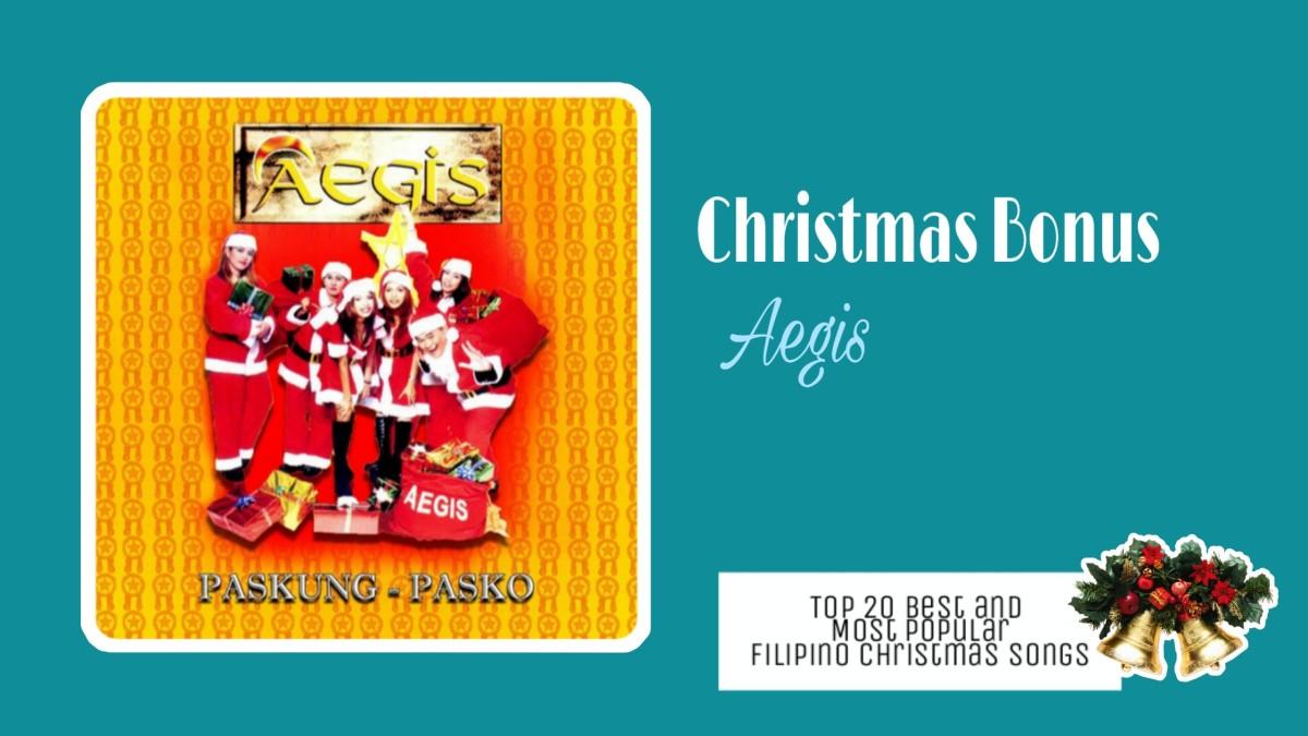 Christmas Bonus by Aegis | Filipino Christmas Songs