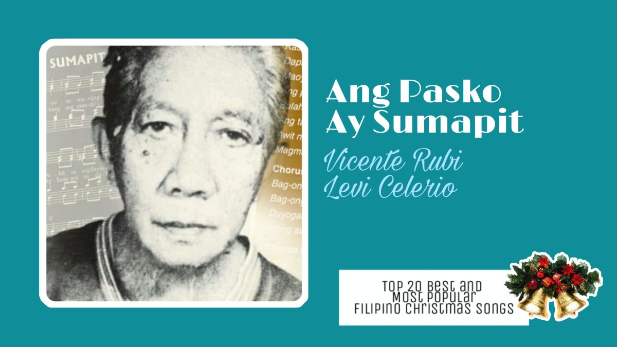 And Pasko ay Sumapit by Vicente Rubi, Levi Celerio   Filipino Christmas Songs