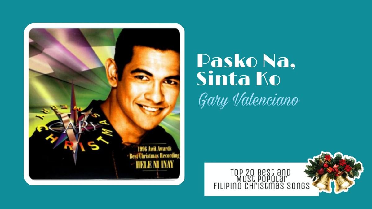 Pasko Na Sinta Ko by Gary Valenciano   Filipino Christmas Songs