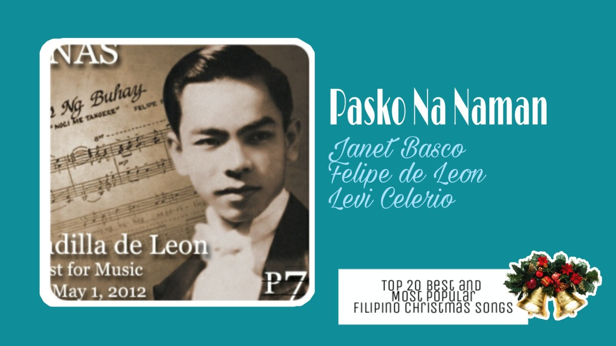 Pasko Na Naman by Janet Basco, Felipe de Leon, Levi Celerio   Filipino Christmas Songs