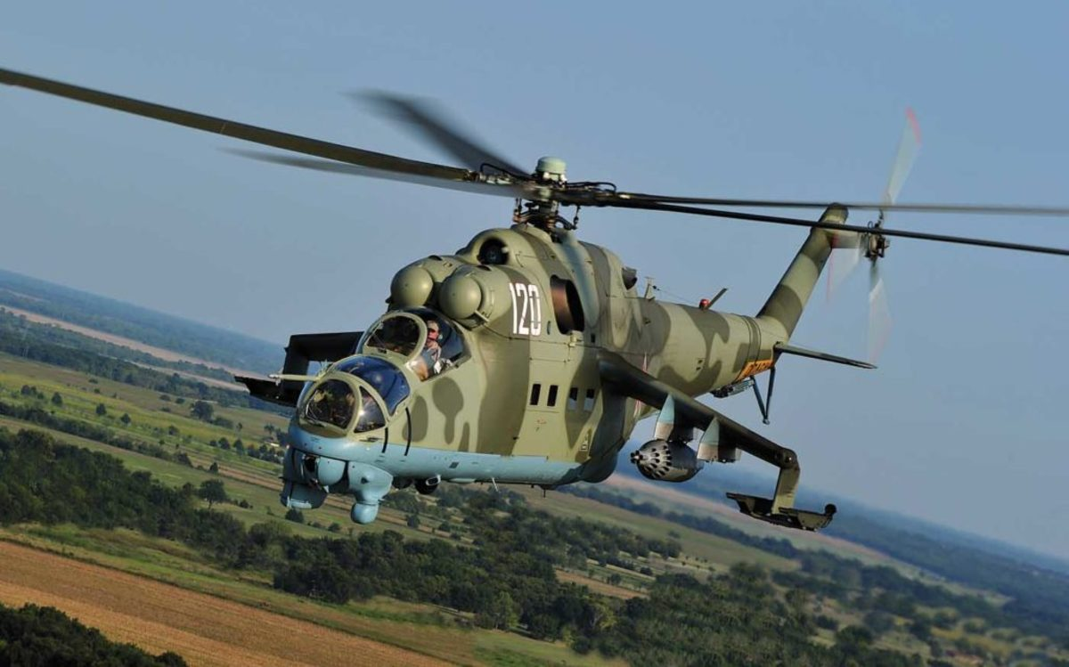 Why the Mil Mi-24 has no Western Counterpart