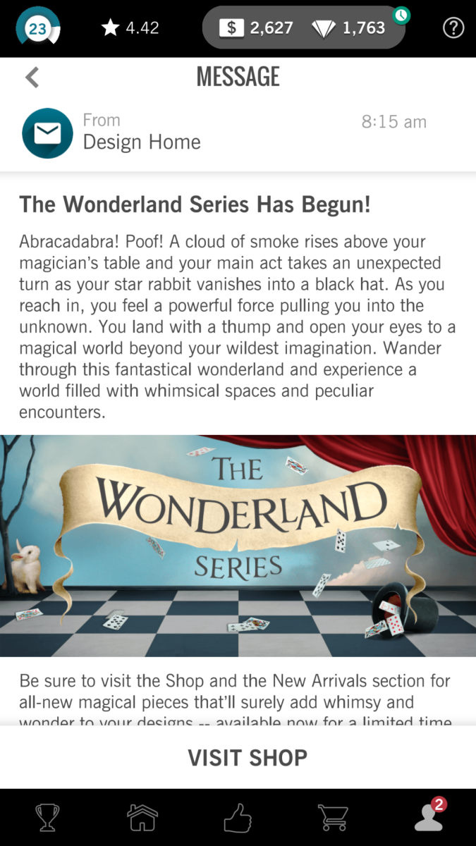 design-home-the-wonderland-series