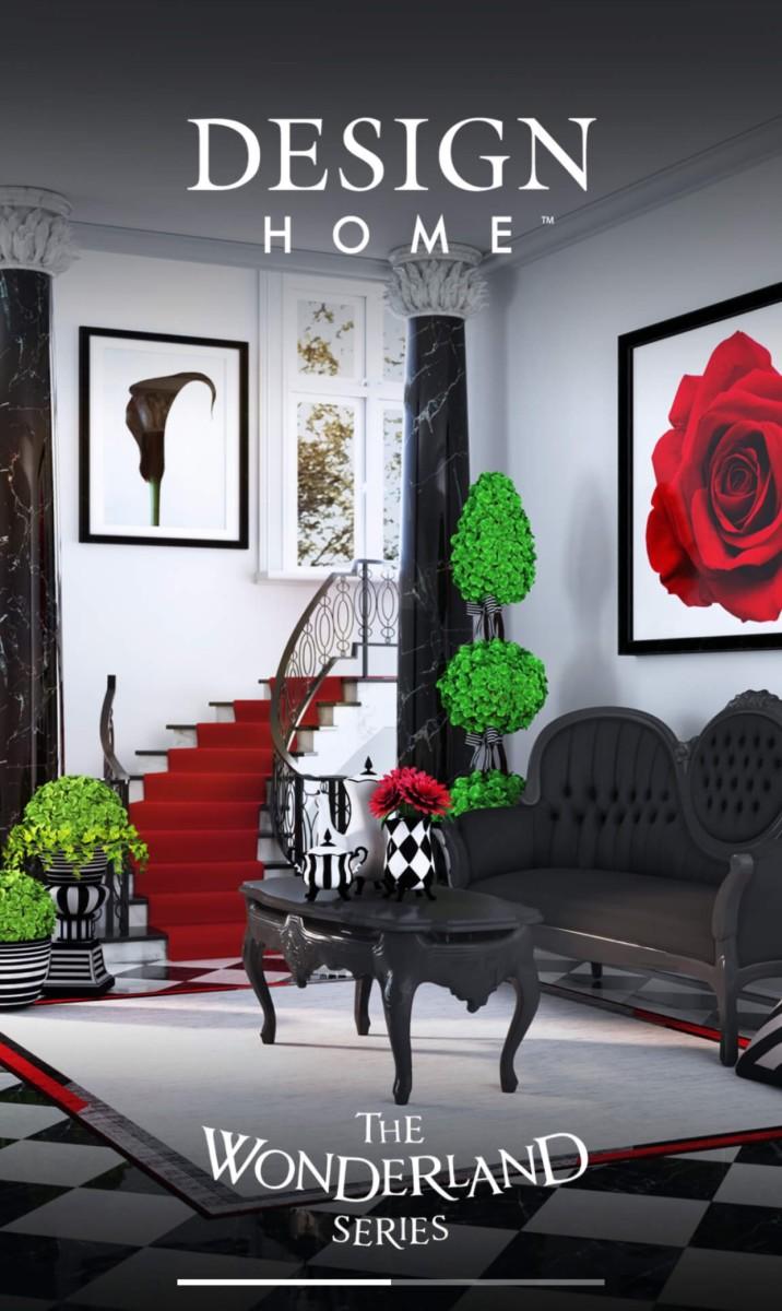 Design Home: The Wonderland Series