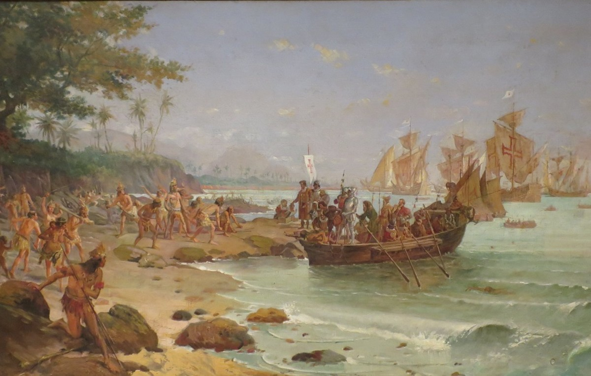 Discovery of Brazil, the Story Behind the Day April 22, 1500