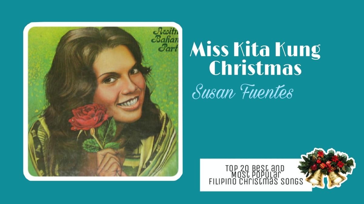 Miss Kita Kung Christmas by Susan Fuentes   Filipino Christmas Songs
