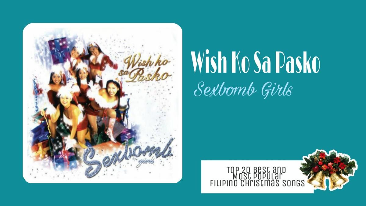 Wish Ko Sa Pasko by Sexbomb Girls   Filipino Christmas Songs
